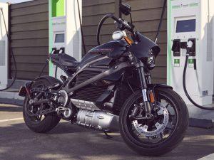 Elektrinių motociklų greitasis įkrovimas