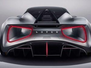 """""""Lotus Evija"""" – neįtikėtinai galingas elektrinis superautomobilis"""