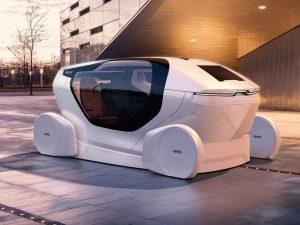 Robotai taksi iki 2020