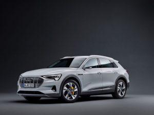 "Nauja elektrinio SUV versija: ""Audi e-tron 50 quattro"""