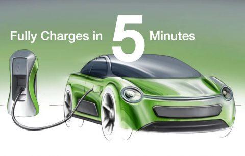 elektromobilio pakrovimas