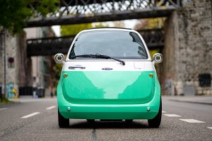 Microlino Bubble car