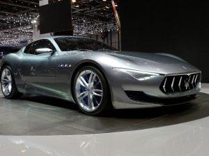 Maserati elektrifikacija ir autonominio vairavimo technologijos