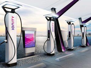 Ionity įkrovimo stotelių tinklas pradeda plėtrą Lietuvoje