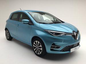 Renault Zoe – vienas perkamiausių elektromobilių Europoje