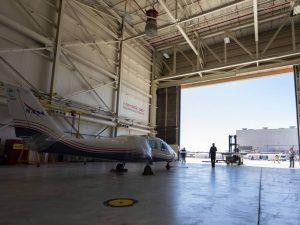 NASA elektrinis lėktuvas žymi naujos eros pradžią