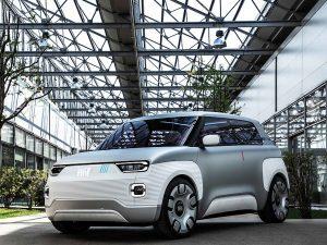 Koncepciniam Fiat elektromobiliui – prestižinis dizaino apdovanojimas