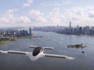 Kompanijų varžybos: Kas pirmasis pradės masinę elektrinių skraidančių taksi gamybą?
