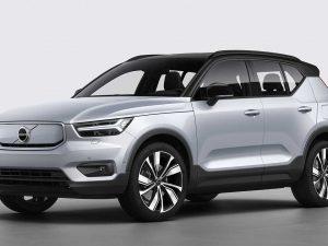 Pirmasis Volvo elektromobilis taip pat bus vienas saugiausių