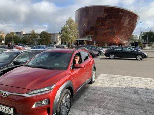 Už 13 eurų – elektromobiliu į Slovėniją ir atgal