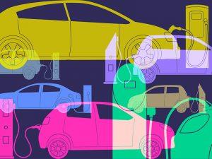 Elektromobilių rinkai augant, Didžioji Britanija susiduria su baterijų atliekų iššūkiais