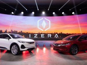 """Lenkija pristatė savo pirmąjį elektromobilį """"Izera"""""""