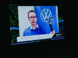 """""""Audi"""" ir """"Volkswagen"""" 2020-ieji – rekordiniai elektromobilių metai"""