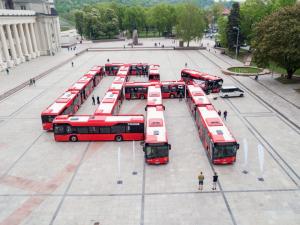 Planas, kad 2030 m. Vilniuje daugiau nei pusė viešojo transporto būtų elektrinis