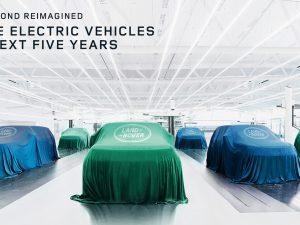 """Jaguar"" paskelbė ambicingus planus: iki 2030 m. gamins vien elektromobilius"