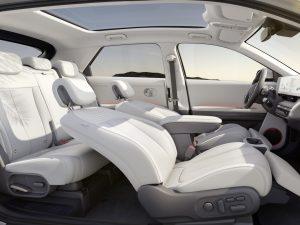 """""""Hyundai"""" pristatė naują """"Ioniq 5"""""""