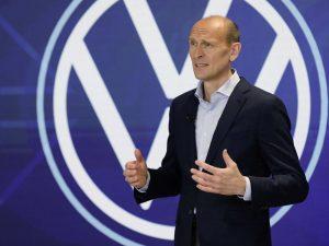 """""""Volkswagen"""" e. mobilumo plėtra ir kiti užmojai"""