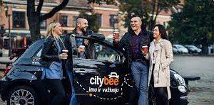 """CityBee"" pradeda elektromobilių parko plėtrą Lietuvoje"