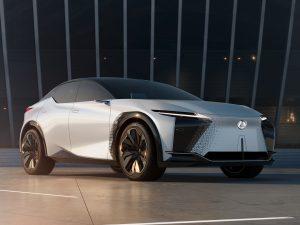 """""""Lexus"""" pristatė savo ateities viziją ir koncepcinį modelį """"LF-Z Electrified"""""""