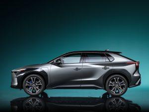"""Šanchajuje – pasaulinė """"Toyota bZ4X"""" koncepcinio modelio premjera"""