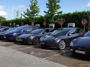 Laikas Norvegijai apmokestinti prabangius elektromobilius, sako TVF