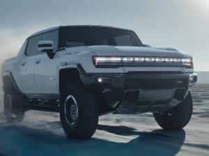 """""""General Motors"""" rinkai pasiūlys  naują, jau trečią elektrinį pikapą"""
