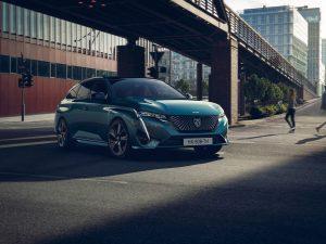 """2021 metais 70 proc. """"Peugeot"""" siūlomų modelių bus elektrifikuoti"""