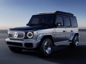 """""""Mercedes-Benz"""" pristatė naujausius modelius ir netolimos ateities vizijas"""